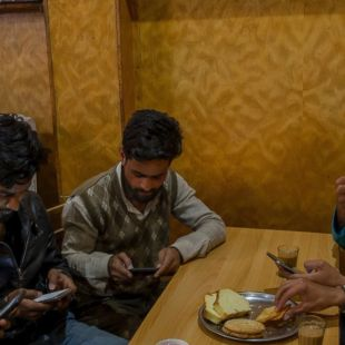 India bans social media sites to quell unrest in Kashmir