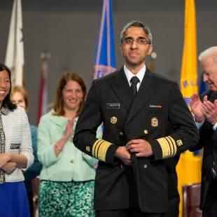 Indian-American Doctors React to sacking of Vivek Murthy