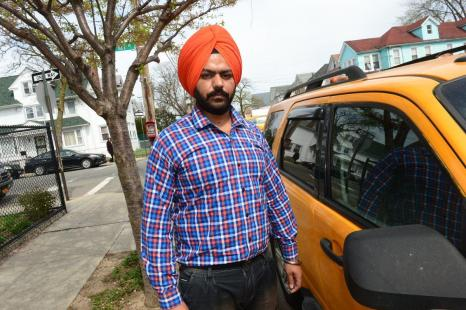 Passenger rips turban off NYC Sikh cab driver's head, just hours after Times Square Vaisakhi celebration