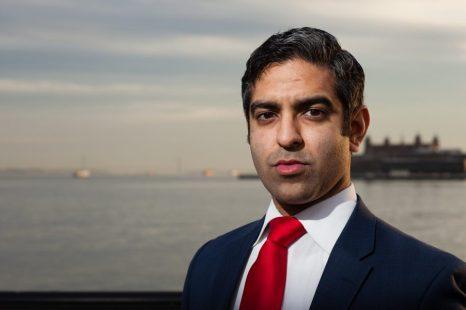 Hirsh Singh won't be allowed in New Jersey's Republican Gubernatorial Debates