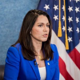 Rep. Tulsi Gabbard new bill seeks to end collections of Emails