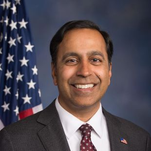 Chicago Rep. Raja Krishnamoorthi urges FEMA to account for climate change while projecting flood and disaster risk