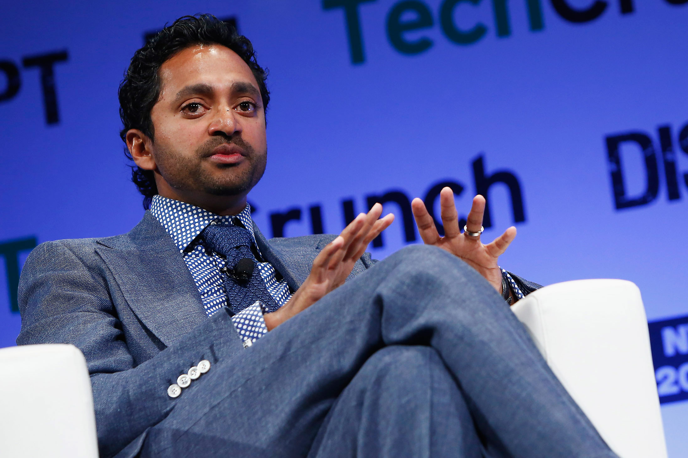 Former Facebook executive Chamath Palihapitiya to raise $500M for a large fund