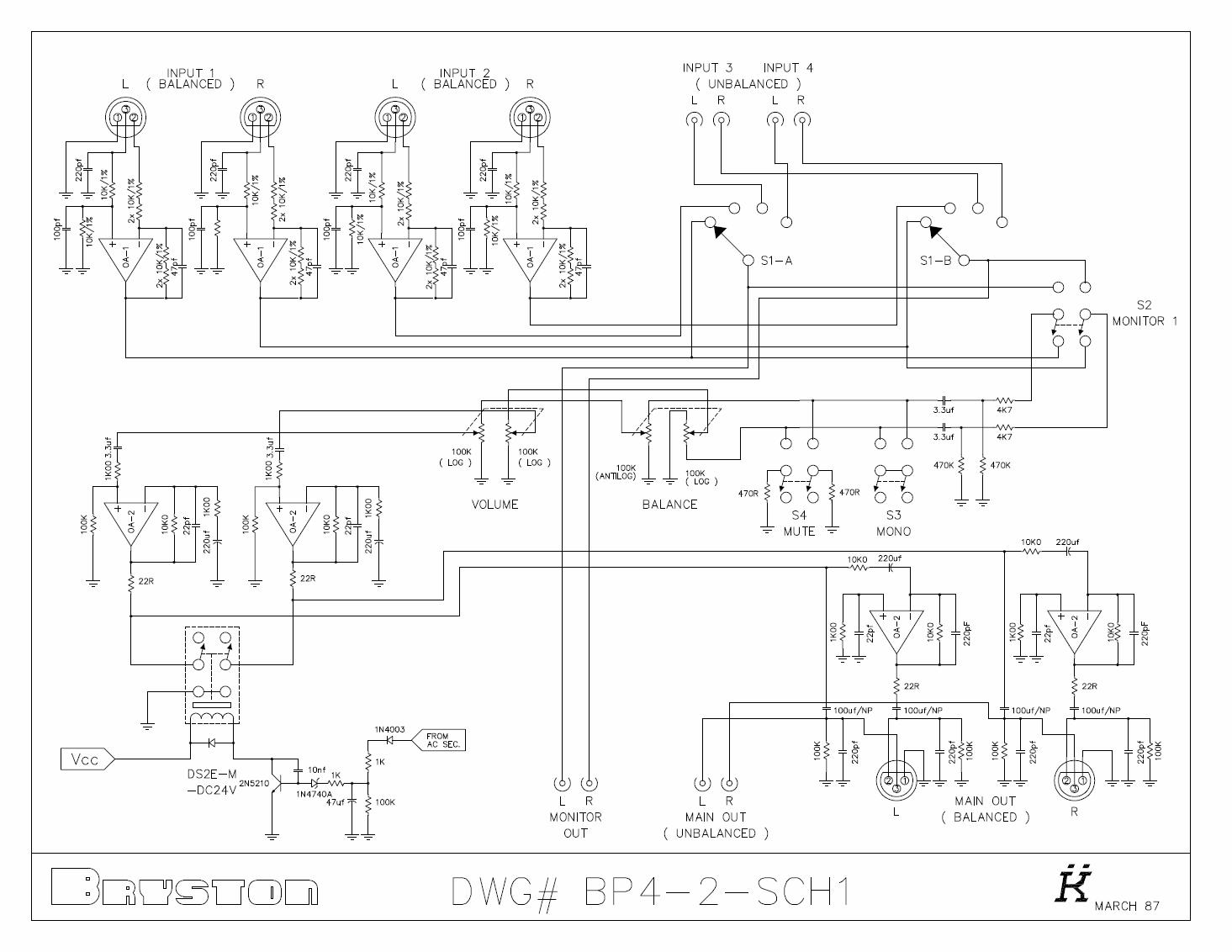 Farium Gauge Wire Diagram