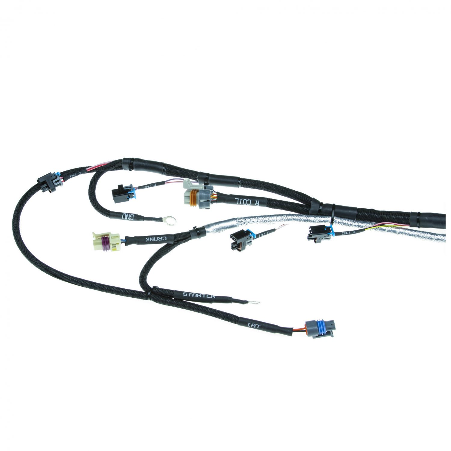 Gm Ls 24x Plug And Play Engine Harness 1st Gen