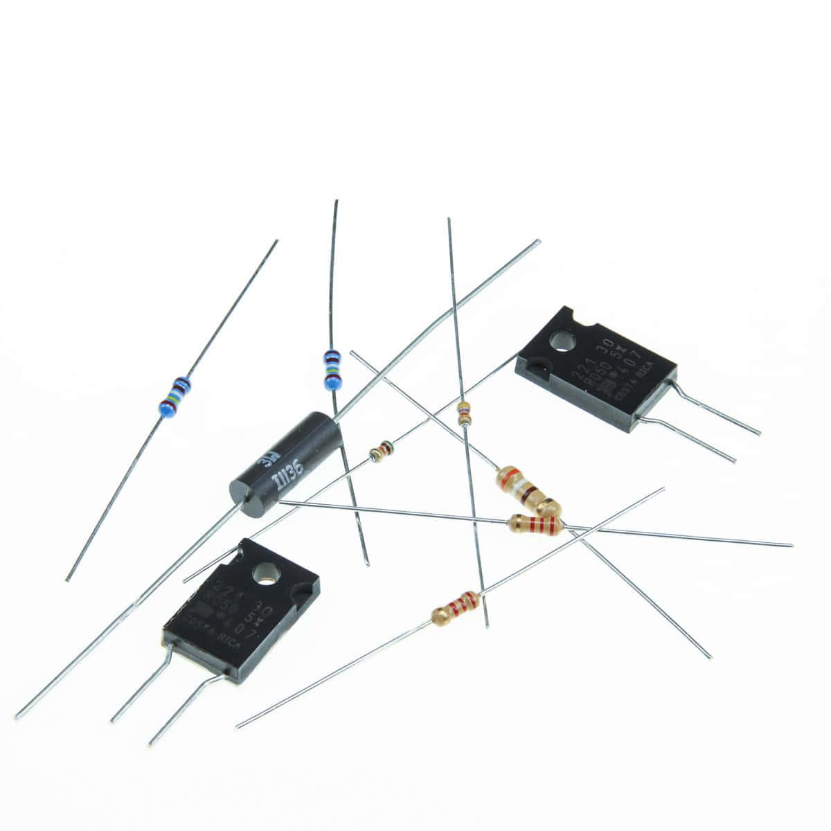 Resistor Replacement 2