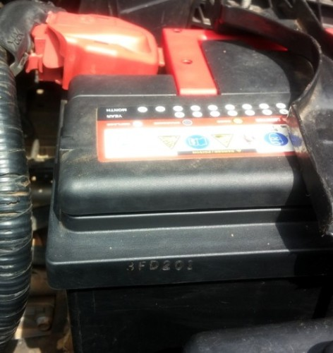 Buying a new car battery: Manufacture date?