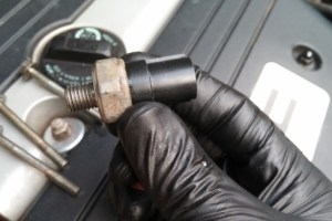 VTEC oil pressure switch