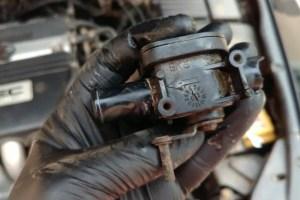 Water valve 2003 Accord
