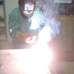Making a Welding Table