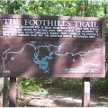 Foothills Trail Access Points