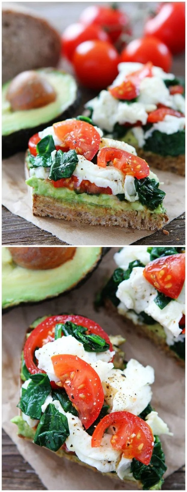 This avocado breakfast toast looks soo YUMMY! This is already so similar to what I eat for breakfast already, might as well put it on toast!