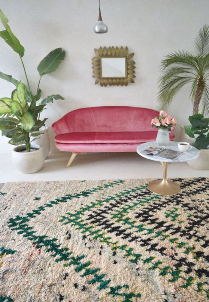 These 11 Boucherouite Rugs Are Absolutely BREATHTAKING!