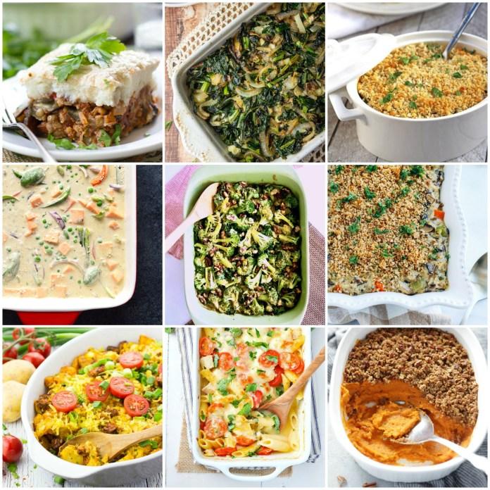 15 Vegan Casserole Recipes