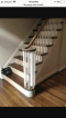 Laminate With Curved Stair Tread Diy Home Improvement Forum