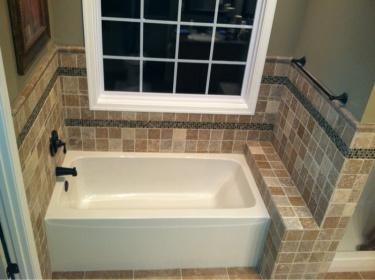 Apron Bathtub Framed For Tile Remodeling DIY Chatroom