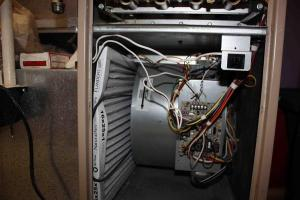AC Not Working, Condensation On Pipe  HVAC  DIY Chatroom Home Improvement Forum
