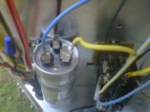 Can I Use A 2pronged Run Capacitor With This Bryant Air Condensor?  HVAC  DIY Chatroom Home