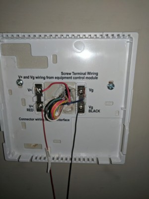 Ecobee3 With Carrier Wiring  HVAC  DIY Chatroom Home Improvement Forum