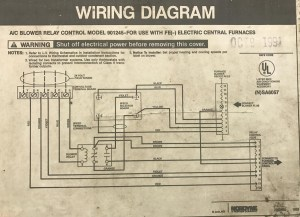 24 Hvac Blower Relay Wiring | Wiring Library
