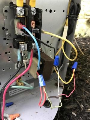 1991 InterthermNordyne Furnace With Added AC Split System