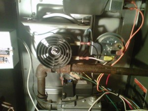 Carrier Weathermaker 8000 Thermostat Out, Air Blowing  HVAC  Page 2  DIY Chatroom Home
