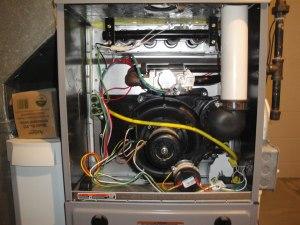 Waterlogged Gas Furnace  HVAC  DIY Chatroom Home Improvement Forum