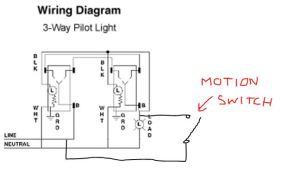 How To Add Pilot Light Capability To 3way Switches With A