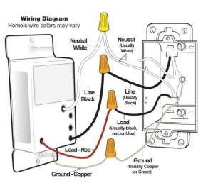 Question About Neutral Wire Through Wall Switch