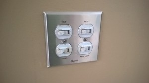 Replacing Switches With Bath 4function Fanheatlights