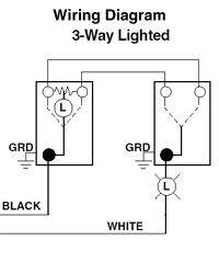 Lighted Switch Wiring Diagram  Somurich