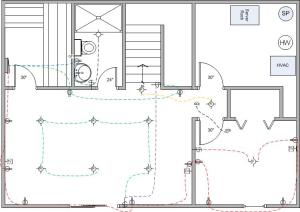 Basement Finish Wiring Diagram  Electrical  DIY Chatroom Home Improvement Forum