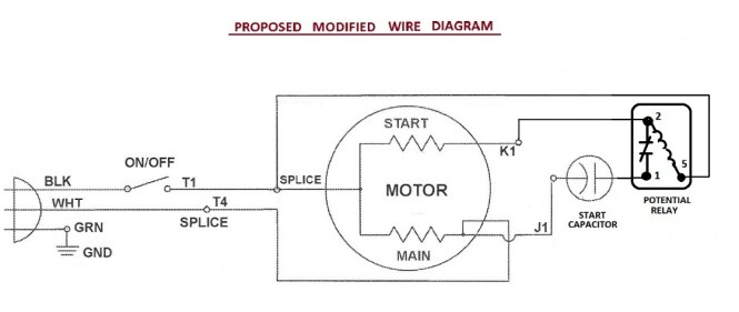 capacitor start capacitor run motor wiring diagram wiring diagram wiring diagram capacitor start run motor diagrams and split phase induction motor source