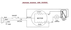 Start Capacitor Problem  Electrical  DIY Chatroom Home