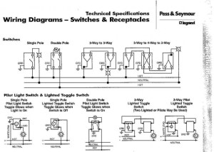 Wiring Diagram For Threeway Switches With Pilot Light  Electrical  Page 3  DIY Chatroom Home