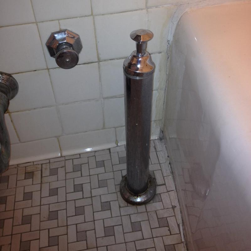 Desperate Daily Backup In Bathtub Pics Please Help