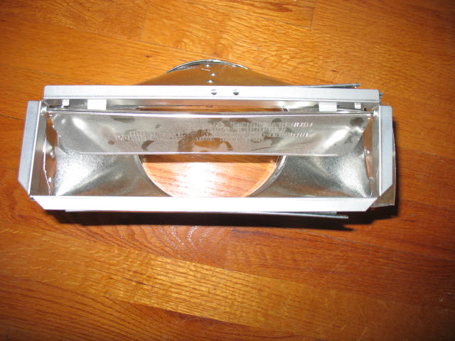 microwave installation venting diy