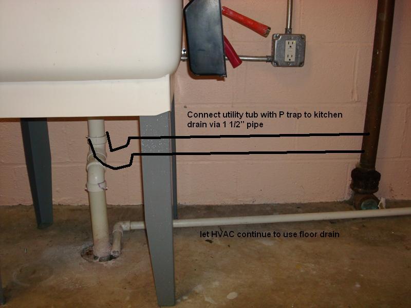installing shower in basement diy
