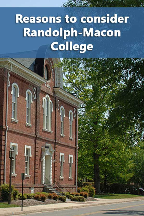 50-50 Profile: Randolph-Macon College