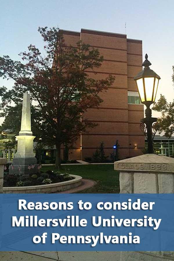 50-50 Profile: Millersville University of Pennsylvania