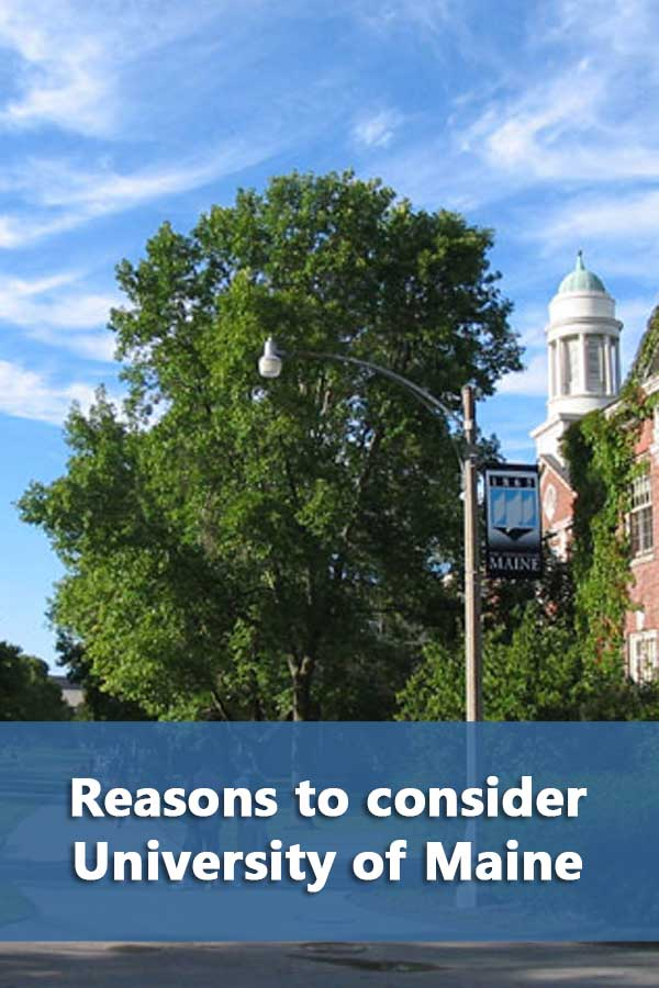 50-50 Profile: University of Maine