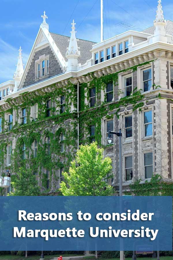 50-50 Profile: Marquette University