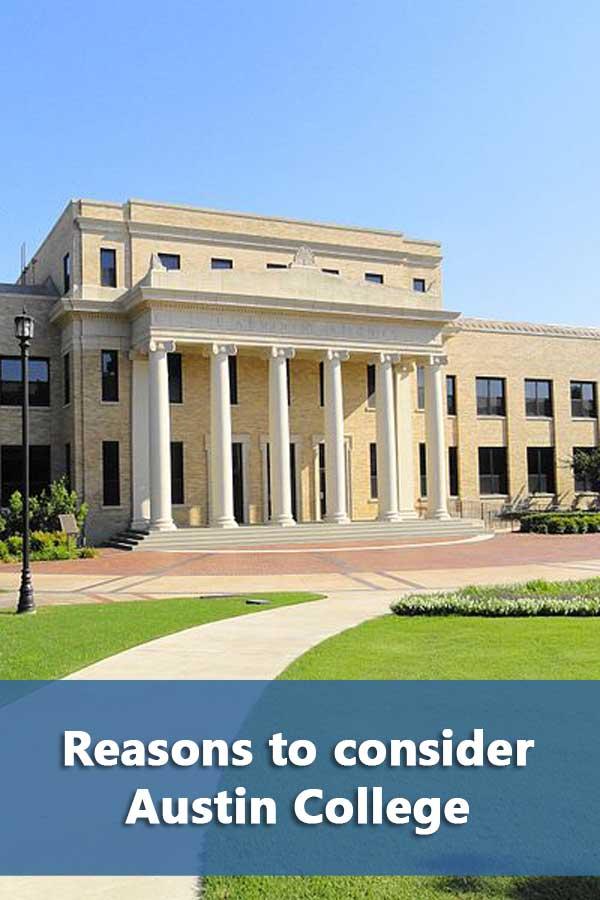 50-50 Profile: Austin College