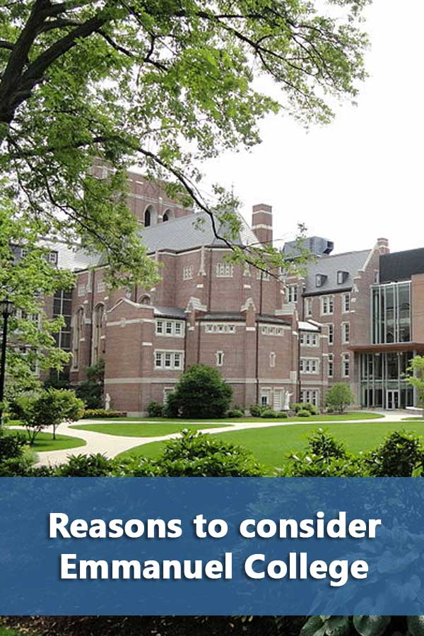 50-50 Profile: Emmanuel College