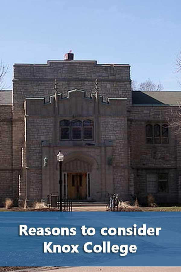 50-50 Profile: Knox College