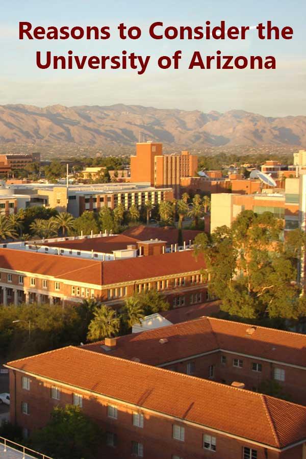 50-50 Profile: University of Arizona