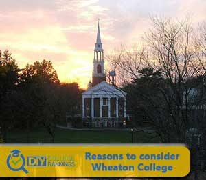 Wheaton College campus
