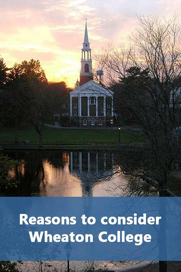50-50 Profile: Wheaton College-MA