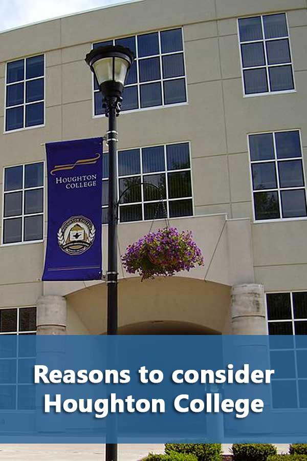 50-50 Profile: Houghton College