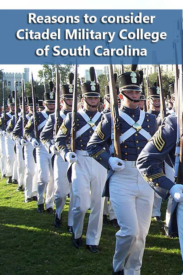 5 Essential Citadel Military College of South Carolina Facts